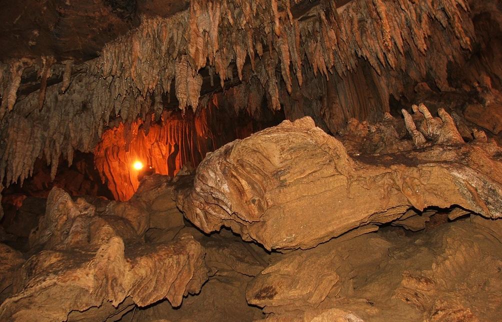 Krubera Cave, Abkhazia, Georgia