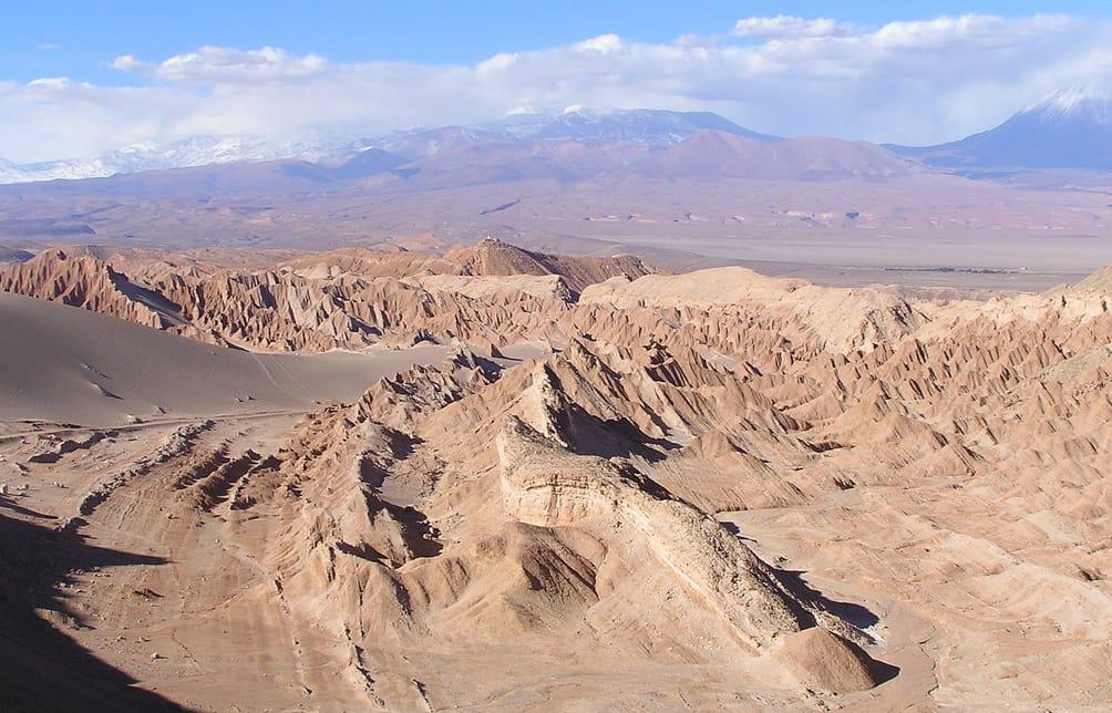 Atacama Desert -Chile