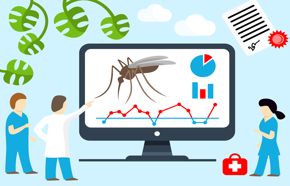 Malaria header image