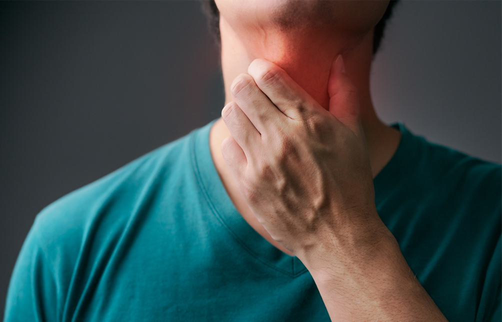 Sore Throat: Know 5 Main Causes of It