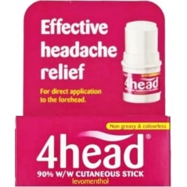 4Head Natural Headache Treatment