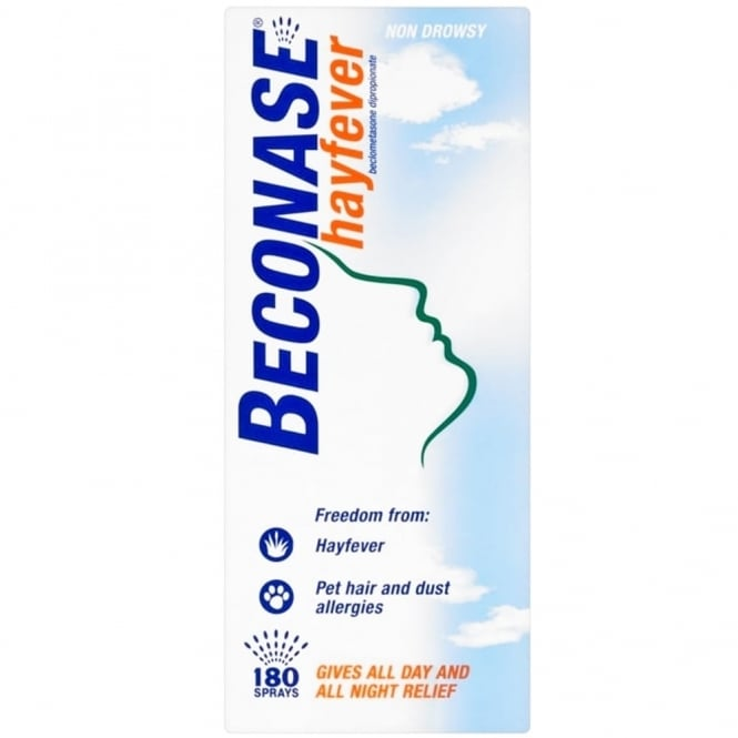 Beconase Hayfever Nasal Spray 180 Sprays