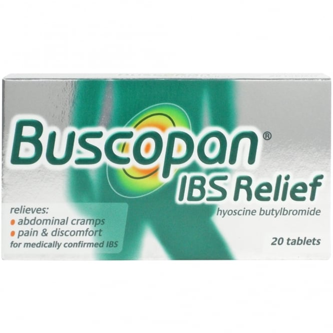 Buscopan IBS Relief Tablets 20