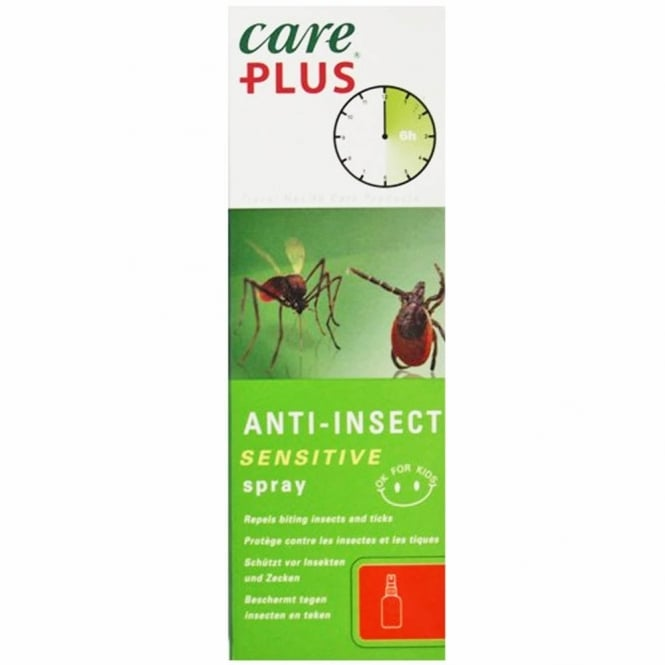 Care Plus Anti-Insect Sensitive Spray 60ml (32451)