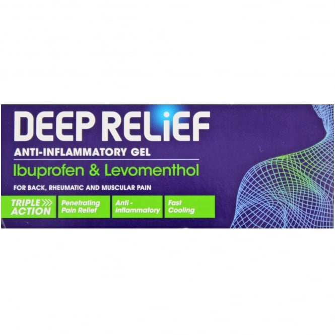 Deep Relief Anti-Inflamatory Gel 30g