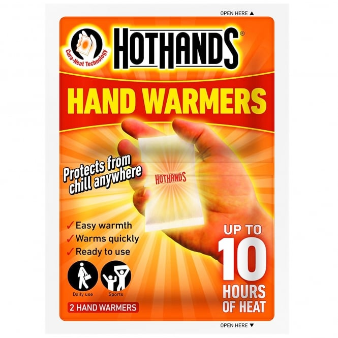 Hot Hands Instant Hand Warmers