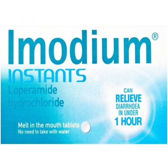 Imodium Instants Melts Tablets x 6