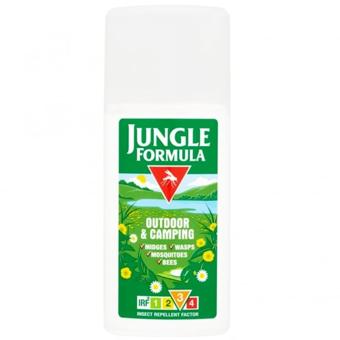 Jungle Formula Insect Repellent Outdoor and Camping 75ml