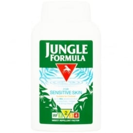 Jungle Formula Insect Repellent Sensitive Skin Lotion 175ml