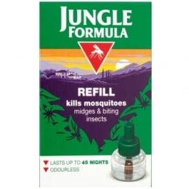 Jungle Formula Plug-in Mosquito Killer Refill 35ml