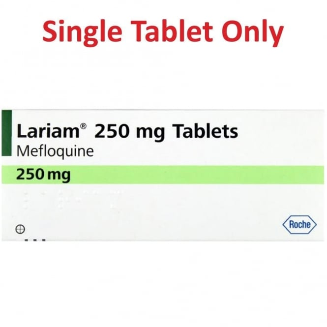 Roche Lariam (Mefloquine 250mg) Single Tablets