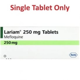 Lariam (Mefloquine 250mg) Single Tablets