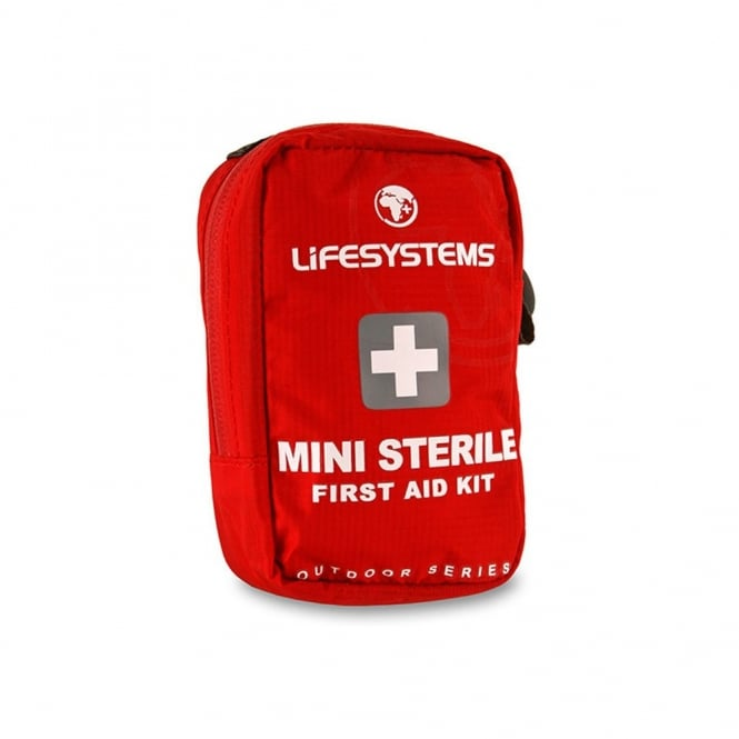 Lifesystems Mini Sterile First Aid Kit (1015)