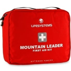 Lifesystems Mountain Leader First Aid Kit (1050)
