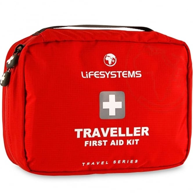 Lifesystems Traveller First Aid Kit (1060)