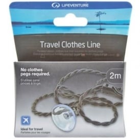 Lifeventure Travel Clothes Line (64120)