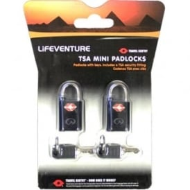 Lifeventure TSA Mini Padlocks (72010)