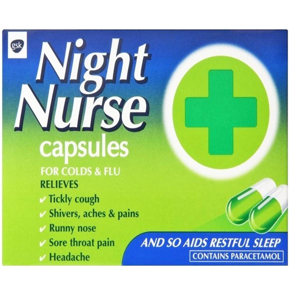 有名な Day And Night Nurse Syrup - 無力な広場