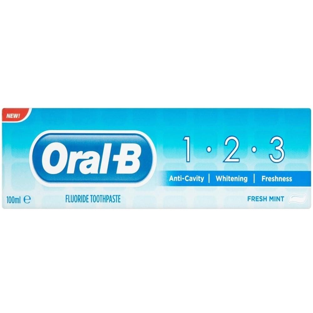 Oral B Oral B 1-2-3 Toothpaste 100ml