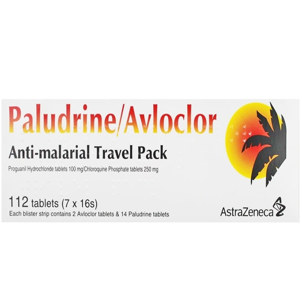 Avloclor 250mg Chloroquine Phosphate