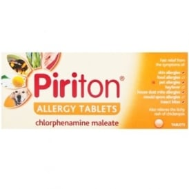 Piriton Allergy Tablets x 30