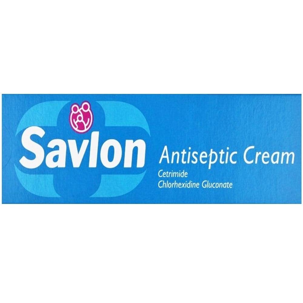 Savlon Antiseptic Cream 15g Prevent Infection Travelpharm