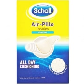 Scholl Air-Pillo Insoles Comfort