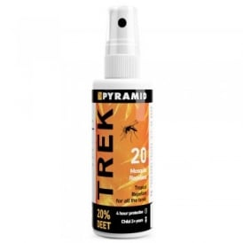 Trek 20 Insect Repellent Pump Spray 120ml