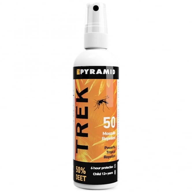 Pyramid Trek 50 Insect Repellent Pump Spray 100ml