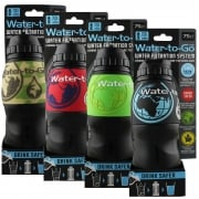 Water To Go Water Filtration System Bottle